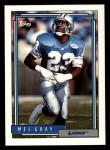1992 Topps #334  Mel Gray  Front Thumbnail
