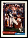 1992 Topps #342  Chris Mohr  Front Thumbnail