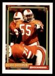 1992 Topps #442  Jesse Solomon  Front Thumbnail