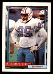 1992 Topps #502  William Fuller  Front Thumbnail