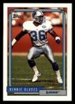 1992 Topps #510  Bennie Blades  Front Thumbnail