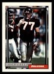 1992 Topps #607  Rick Bryan  Front Thumbnail