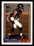 1992 Topps #651  Lemuel Stinson  Front Thumbnail
