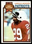 1979 Topps #321  Harold Jackson  Front Thumbnail