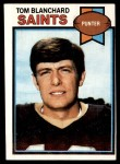 1979 Topps #219  Tom Blanchard  Front Thumbnail