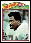 1977 Topps #194  Randy Crowder  Front Thumbnail