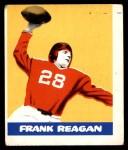 1948 Leaf #48  Frank Reagan  Front Thumbnail
