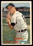 1957 Topps #125  Al Kaline  Front Thumbnail