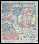 1979 Topps Comics #21  Johnny Bench  Back Thumbnail