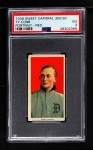 1909 T206 RED Ty Cobb  Front Thumbnail
