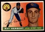 1955 Topps #138  Ray Herbert  Front Thumbnail