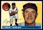 1955 Topps #151  Red Kress  Front Thumbnail