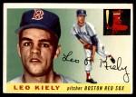 1955 Topps #36  Leo Kiely  Front Thumbnail