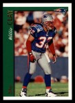 1997 Topps #131  Willie Clay  Front Thumbnail