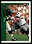 1997 Topps #264  Tedy Bruschi  Front Thumbnail