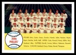 2007 Topps Heritage #134   Philadelphia Phillies Team Front Thumbnail