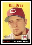 2007 Topps Heritage #376  Bill Bray  Front Thumbnail