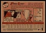 2007 Topps Heritage #441  James Loney  Back Thumbnail