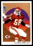 1991 Upper Deck #80   -  Derrick Thomas Kansas City Chiefs Team Front Thumbnail