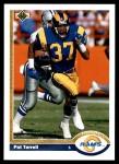 1991 Upper Deck #53  Pat Terrell  Front Thumbnail