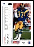 1991 Upper Deck #53  Pat Terrell  Back Thumbnail