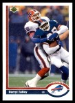 1991 Upper Deck #189  Darryl Talley  Front Thumbnail