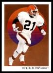 1991 Upper Deck #76   -  Eric Metcalf Cleveland Browns-FB Team Front Thumbnail