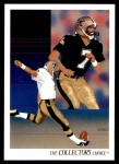 1991 Upper Deck #96   -  Morten Andersen New Orleans Saints Team Front Thumbnail