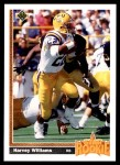 1991 Upper Deck #27  Harvey Williams  Front Thumbnail