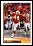 1991 Upper Deck #20  Chuck Webb  Front Thumbnail