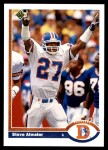 1991 Upper Deck #144  Steve Atwater  Front Thumbnail