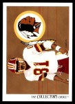 1991 Upper Deck #95   -  Art Monk Washington Redskins Team Front Thumbnail