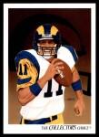 1991 Upper Deck #94   -  Jim Everett St. Louis Rams Team Front Thumbnail