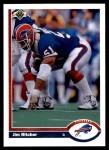 1991 Upper Deck #379  Jim Ritcher  Front Thumbnail
