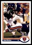 1991 Upper Deck #208  Brad Muster  Front Thumbnail