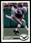 1991 Upper Deck #359  William Frizzell  Front Thumbnail