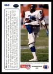 1991 Upper Deck #469   -  Ottis Anderson Team MVP Back Thumbnail
