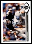 1991 Upper Deck #448  Aaron Wallace  Front Thumbnail