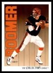 1991 Upper Deck #73   -  Boomer Esiason Cincinnati Bengals Team Front Thumbnail