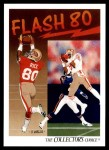 1991 Upper Deck #86   -  Jerry Rice San Francisco 49ers Team Front Thumbnail
