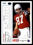 1991 Upper Deck #132  Ricky Proehl  Back Thumbnail