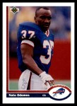 1991 Upper Deck #349  Nate Odomes  Front Thumbnail