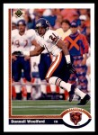 1991 Upper Deck #505  Donnell Woolford  Front Thumbnail
