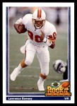 1991 Upper Deck #629  Lawrence Dawsey  Front Thumbnail