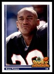 1991 Upper Deck #649  Bruce Pickens  Front Thumbnail