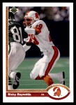 1991 Upper Deck #669  Ricky Reynolds  Front Thumbnail
