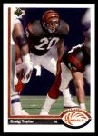 1991 Upper Deck #676  Craig Taylor  Front Thumbnail