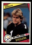 1984 Topps #161  Gary Anderson  Front Thumbnail