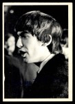 1964 Topps Beatles Black and White #82  George Harrison  Front Thumbnail