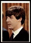 1964 Topps Beatles Color #38   Paul McCartney Front Thumbnail